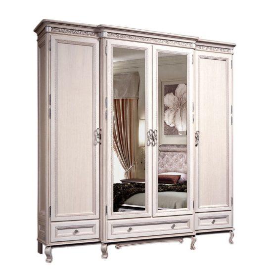 Шкаф для платья и белья ГМ 5154
