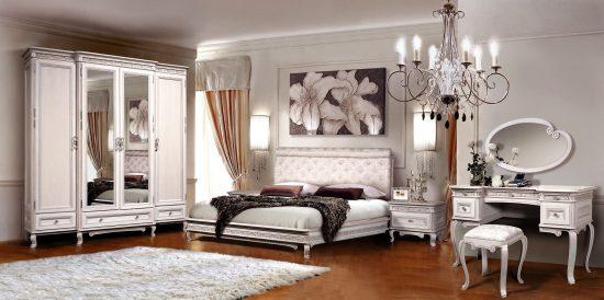 Набор мебели для спальни коллекции «Фальконе-1»