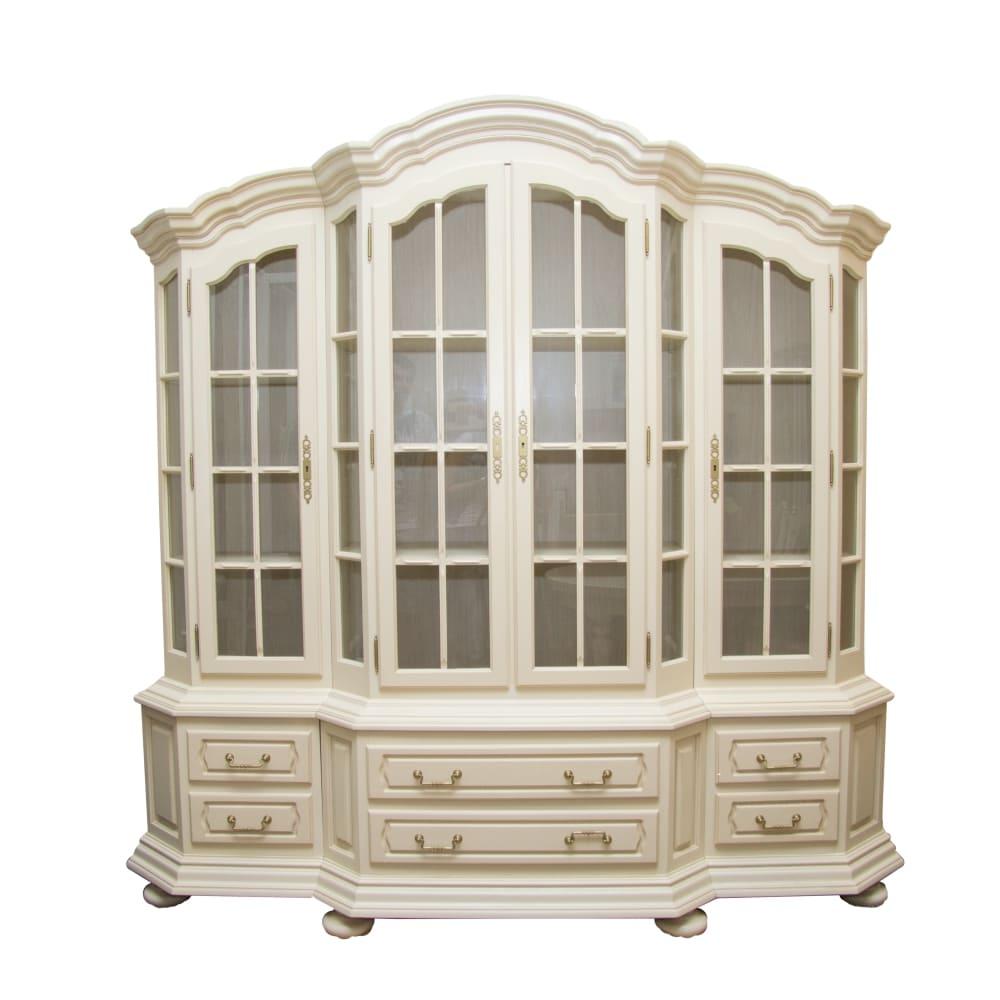 Шкаф для посуды коллекции «Ноктюрн»