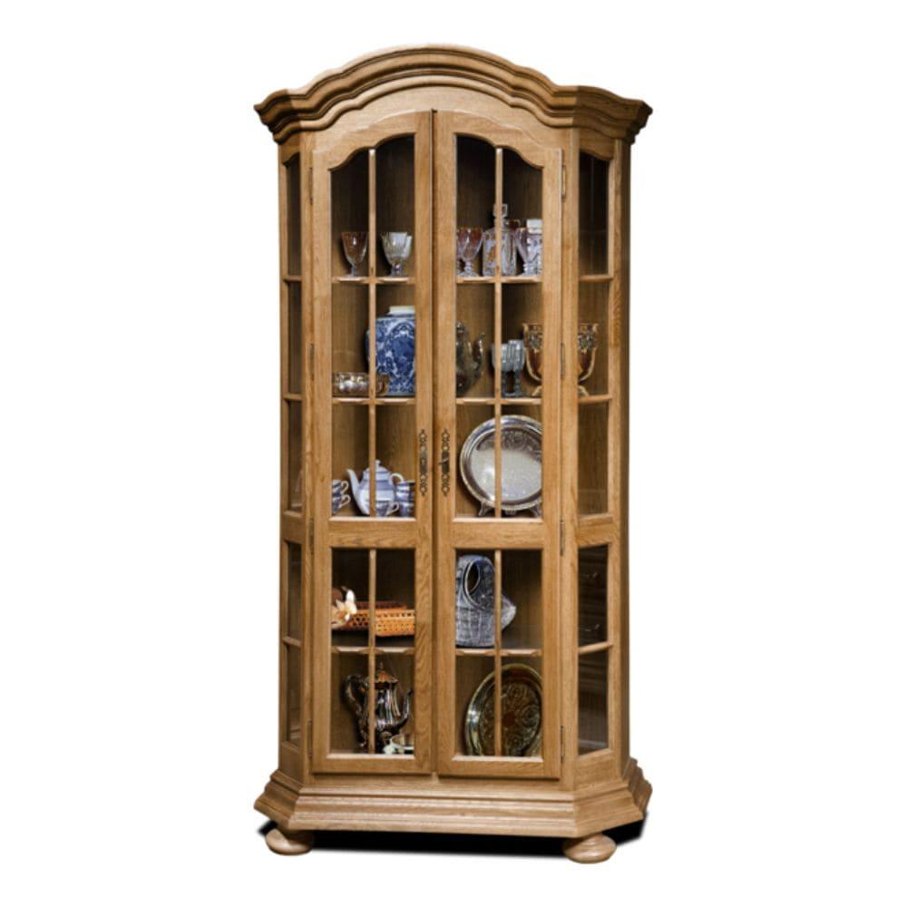 Шкаф с витриной ГМ 5269