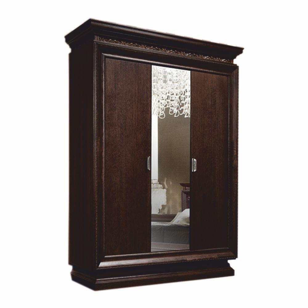 Шкаф для платья и белья ГМ 5353