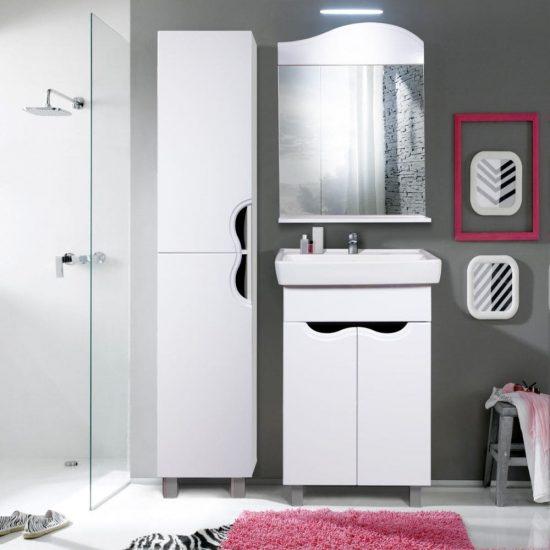 Набор мебели для ванной комнаты «Лаура-1» ГМ 3500-11