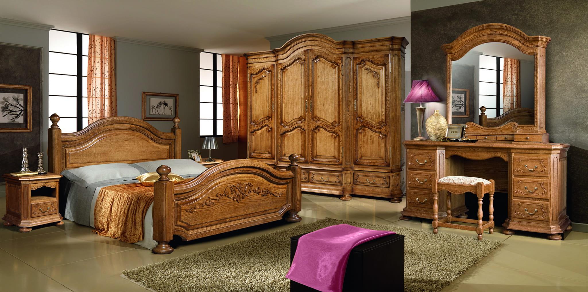 Набор мебели для спальни «Босфор-Люкс 1» ГМ 6200-51