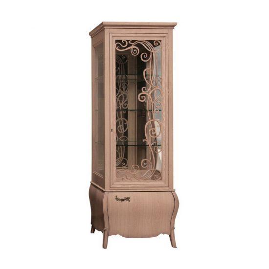 Шкаф с витриной (левый) ГМ 6351-01