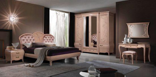 Набор мебели для спальни «Тэсоро-2» ГМ 6380-02