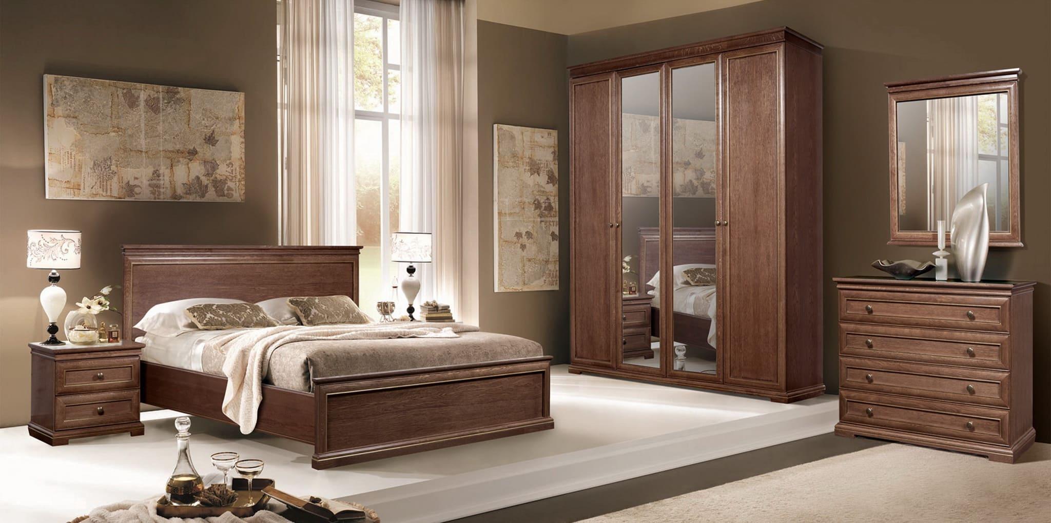 Набор мебели для спальни «Камелия-2» ГМ 8080-02