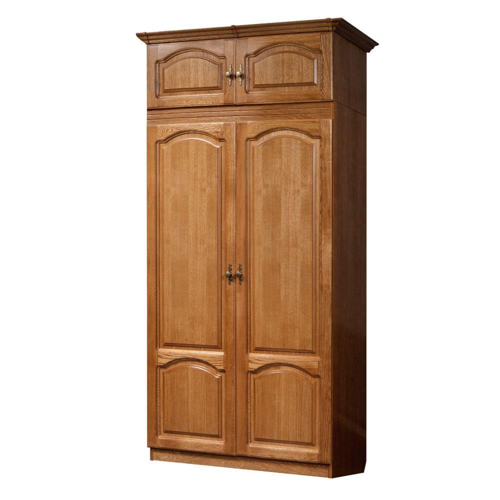 Шкаф для одежды ГМ 8423 (дуб)