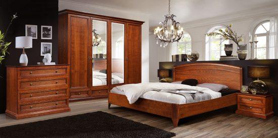 Набор мебели для спальни «Скарлетт-2» ГМ 8360-02
