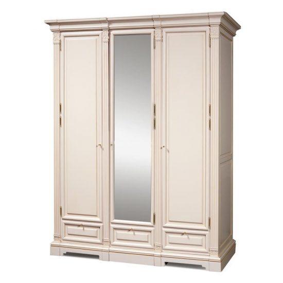 Шкаф для платья и белья коллекции «Престиж»