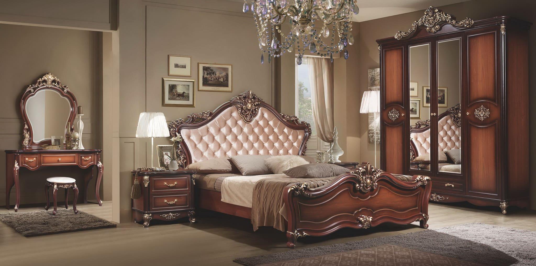 Набор мебели для спальни «Адель-2» ГМ 8910-02