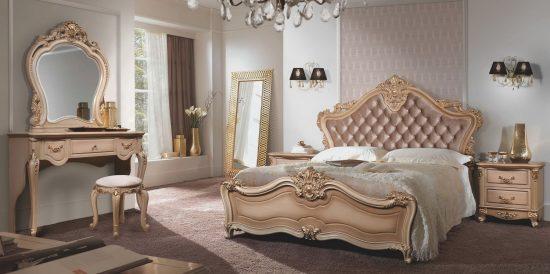 Набор мебели для спальни «Адель-2В» ГМ 8910В-02