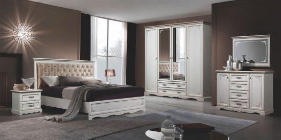 Набор мебели для спальни «Лолита-1» ГМ 8800-01