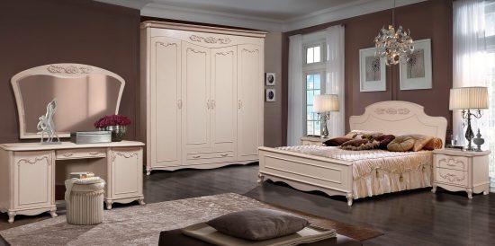 Набор мебели для спальни «Валенсия-2Д» ГМ 8900-12