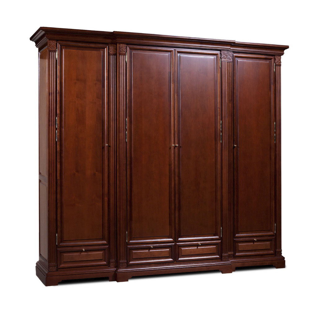 Шкаф для платья и белья ГМ 5924