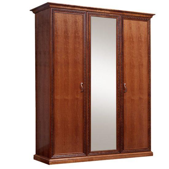 Шкаф для платья и белья коллекции «Амелия»
