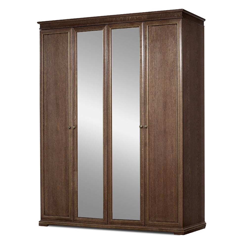 Шкаф для платья и белья ГМ 8081