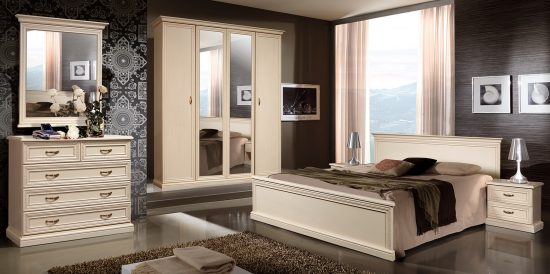 Набор мебели для спальни «Амелия-2» ГМ 8070-01