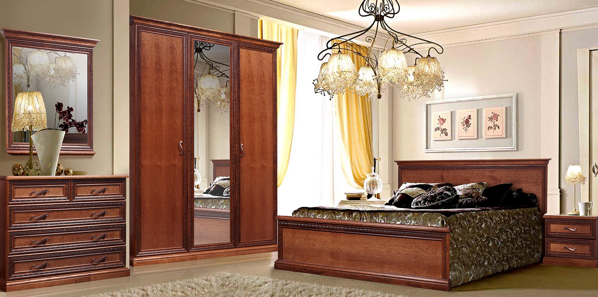 Набор мебели для спальни «Амелия-1» ГМ 8070