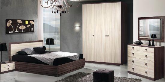 Набор мебели для спальни «Брента-1» ГМ 8500-01
