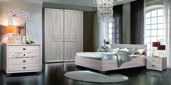 Набор мебели для спальни «Мажорель-1» ГМ 8510-01