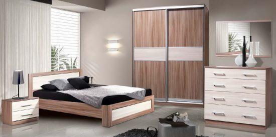 Набор мебели для спальни «Верона-1» ГМ 8520-01