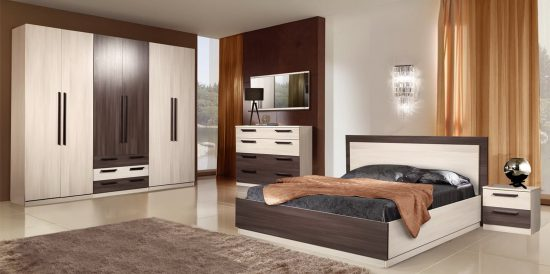 Набор мебели для спальни «Палермо-1» ГМ 8530-01