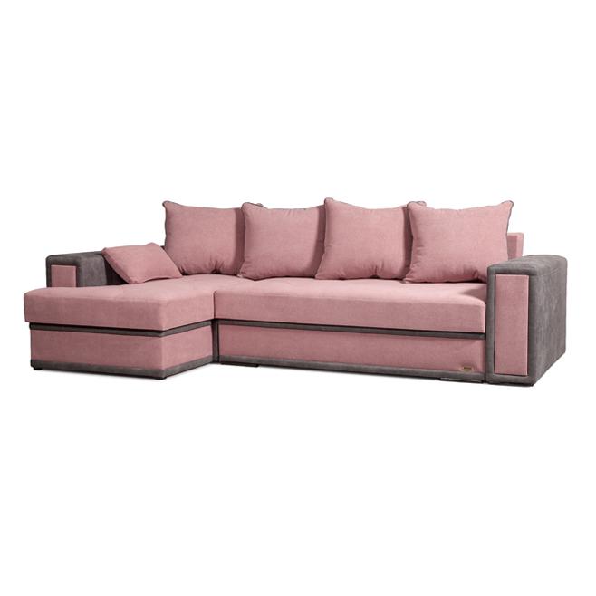 Диван-кровать угловой «Денвер» ГМФ 323; 323-01
