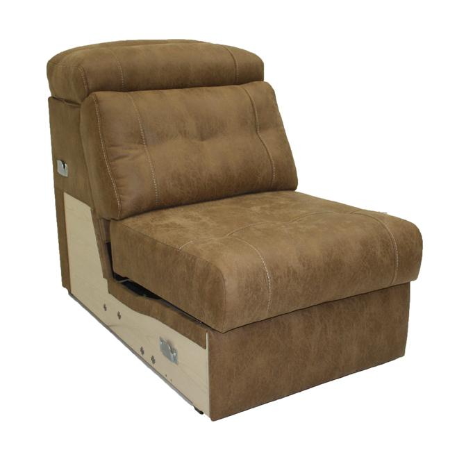 Секция одноместного дивана углового раскладного «Челси» ГМФ 462-50.00