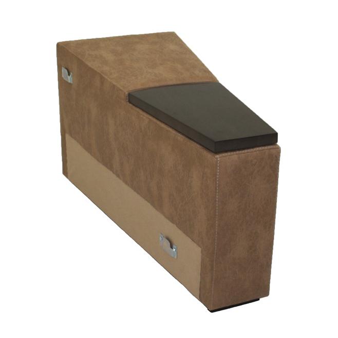 Угловая секция дивана углового раскладного «Челси 1» ГМФ 462-35,00