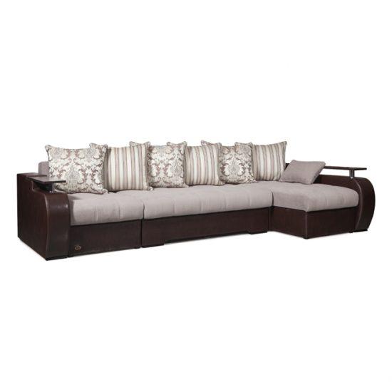 Диван-кровать угловой «Монреаль премиум» ГМФ 313