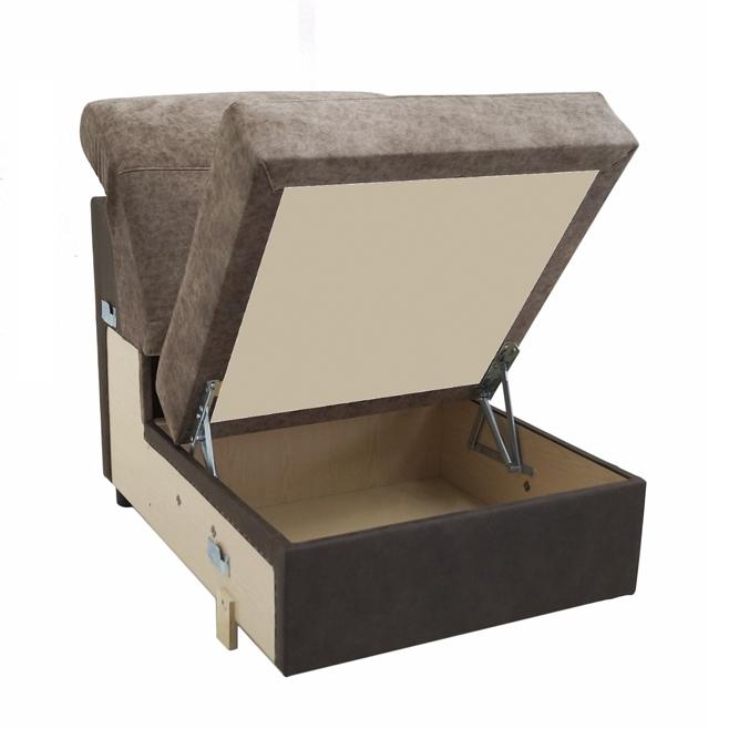 Секция одноместного дивана углового раскладного «Атланта» ГМФ 492-26.00