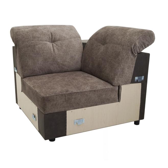Секция угловая дивана углового раскладного «Атланта 5» ГМФ 492-78.00
