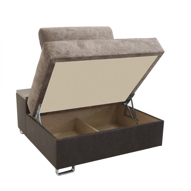 Секция приставная дивана углового раскладного «Атланта» ГМФ 492-58.00;